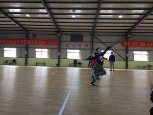东丽区炫酷篮球馆 (先锋路与津塘桥交口东丽区体育局斜对过)