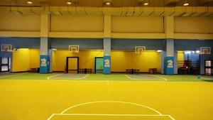 河东摩犸街区G5篮球馆 (河东区泰兴南路与成林道交口)